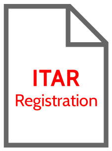 Quality ITAR Registered Chemical Etching